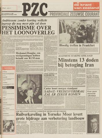 Provinciale Zeeuwse Courant 1978-11-27