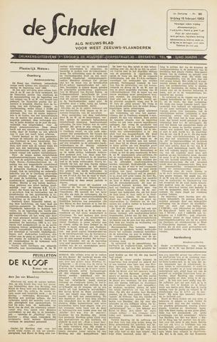 De Schakel 1963-02-15