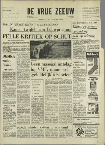 de Vrije Zeeuw 1969-11-12
