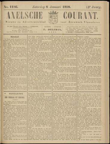 Axelsche Courant 1898-01-08