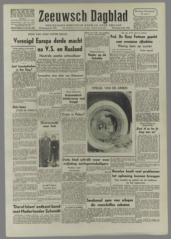 Zeeuwsch Dagblad 1956-10-03