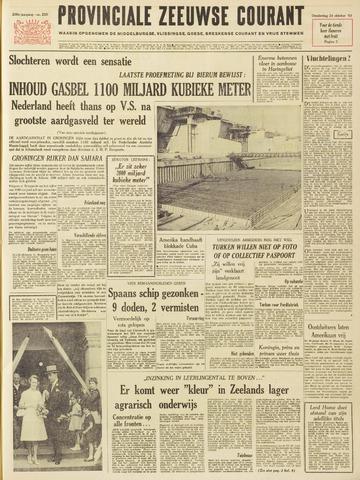 Provinciale Zeeuwse Courant 1963-10-24