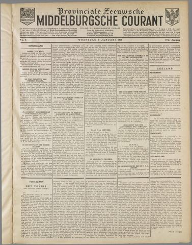 Middelburgsche Courant 1930-01-08