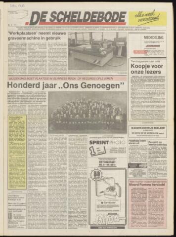 Scheldebode 1990-04-05