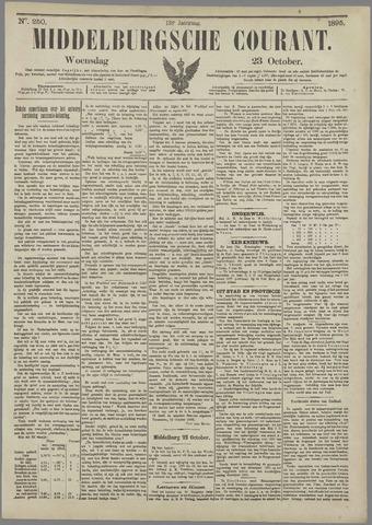 Middelburgsche Courant 1895-10-23