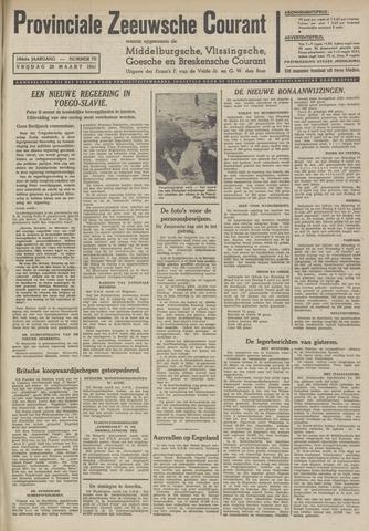 Provinciale Zeeuwse Courant 1941-03-28