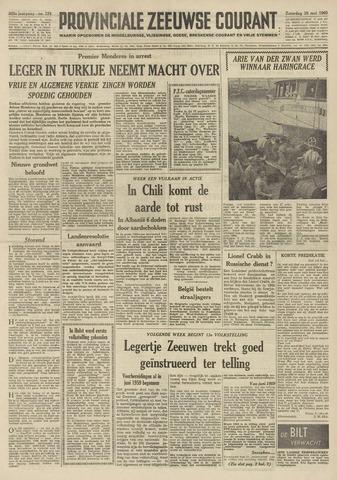 Provinciale Zeeuwse Courant 1960-05-28