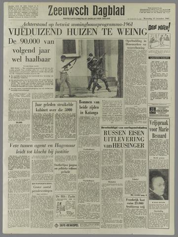 Zeeuwsch Dagblad 1961-12-13