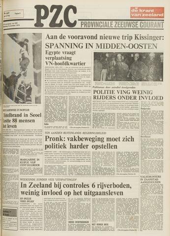 Provinciale Zeeuwse Courant 1974-11-04