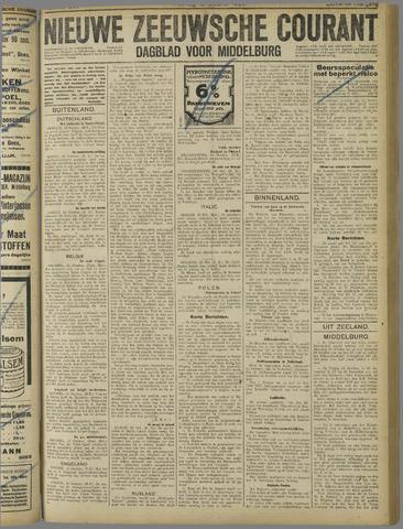 Nieuwe Zeeuwsche Courant 1920-10-18