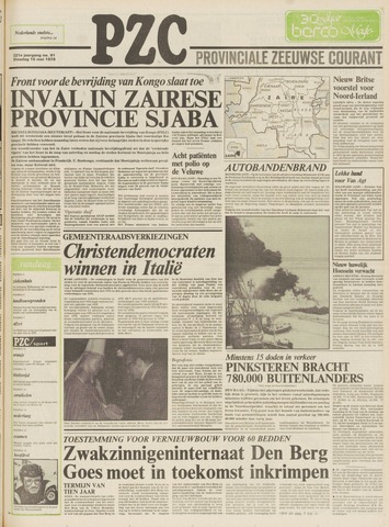 Provinciale Zeeuwse Courant 1978-05-16