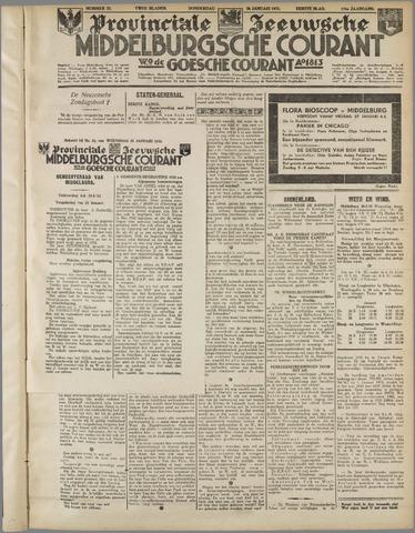 Middelburgsche Courant 1933-01-26