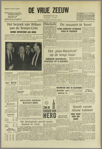 de Vrije Zeeuw 1964-06-04
