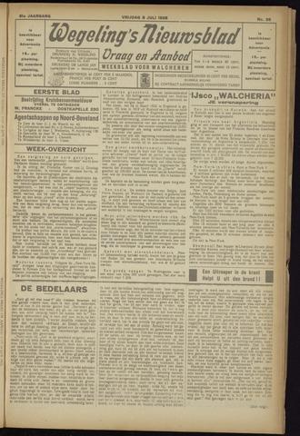 Zeeuwsch Nieuwsblad/Wegeling's Nieuwsblad 1925-07-03