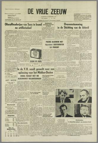de Vrije Zeeuw 1967-10-25