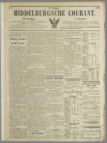 Middelburgsche Courant 1908