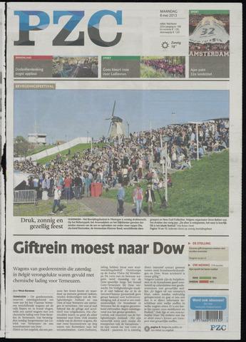 Provinciale Zeeuwse Courant 2013-05-06