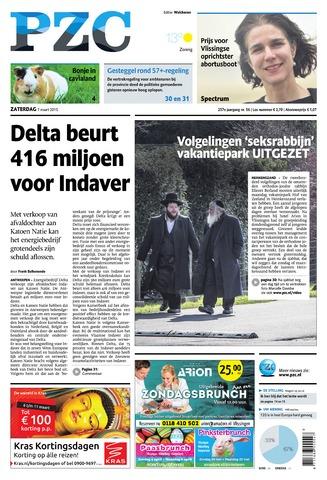 Provinciale Zeeuwse Courant 2015-03-07