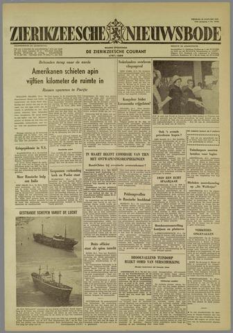 Zierikzeesche Nieuwsbode 1960-01-22