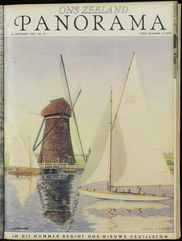 Ons Zeeland / Zeeuwsche editie 1936-09-24