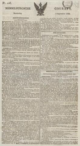 Middelburgsche Courant 1829-09-03