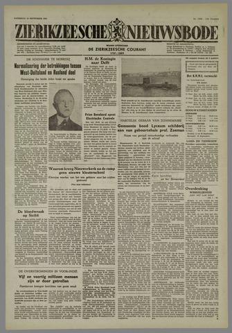 Zierikzeesche Nieuwsbode 1955-09-10