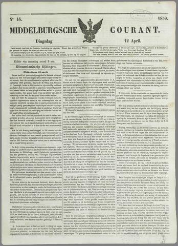 Middelburgsche Courant 1859-04-12