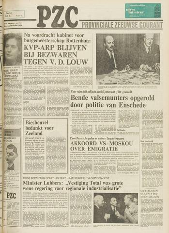 Provinciale Zeeuwse Courant 1974-10-19
