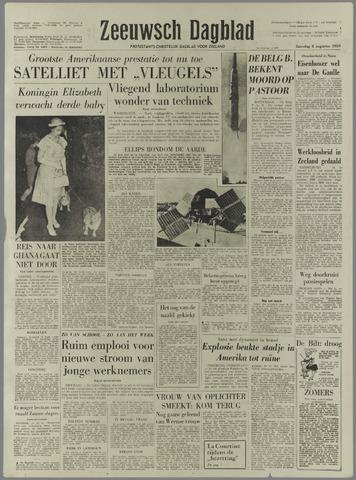 Zeeuwsch Dagblad 1959-08-08