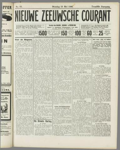 Nieuwe Zeeuwsche Courant 1916-05-23