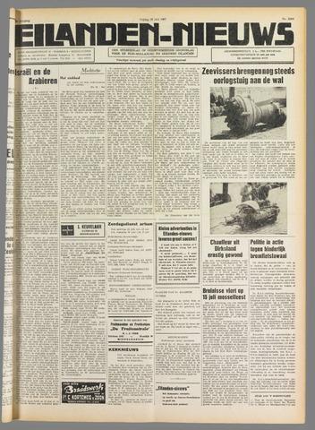 Eilanden-nieuws. Christelijk streekblad op gereformeerde grondslag 1967-06-23