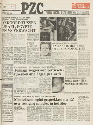 Provinciale Zeeuwse Courant 1975-07-10