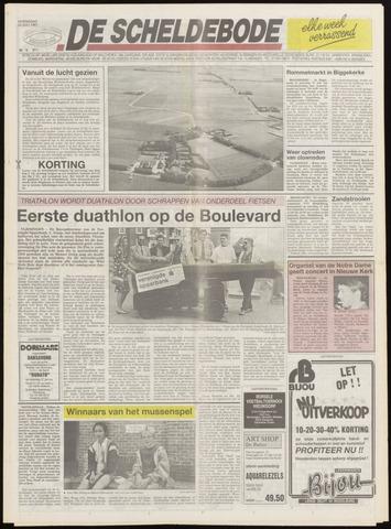 Scheldebode 1991-07-24