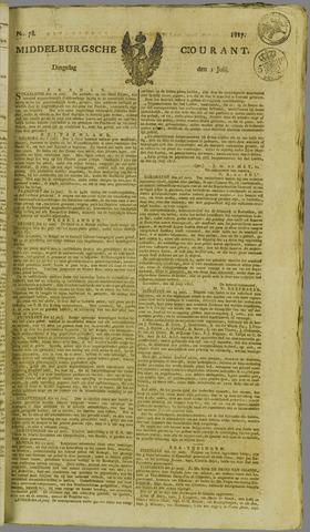 Middelburgsche Courant 1817-07-01