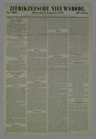 Zierikzeesche Nieuwsbode 1873-08-09