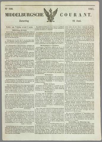 Middelburgsche Courant 1865-06-24