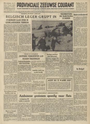 Provinciale Zeeuwse Courant 1961-01-10