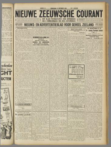 Nieuwe Zeeuwsche Courant 1930-11-13