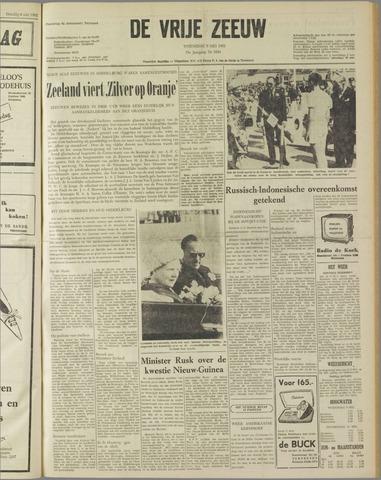 de Vrije Zeeuw 1962-05-09