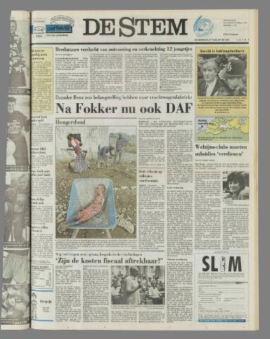 de Stem 1992-08-27