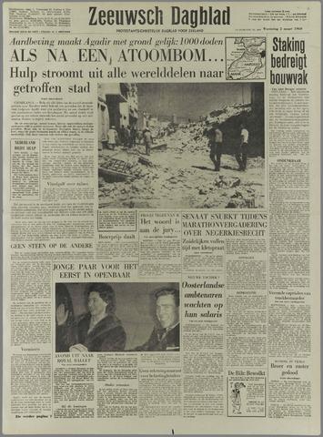 Zeeuwsch Dagblad 1960-03-02