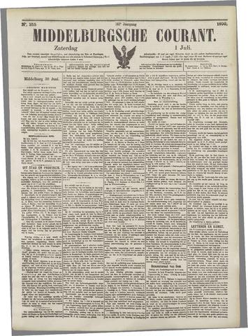 Middelburgsche Courant 1899-07-01