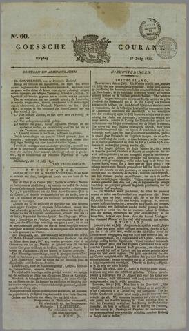 Goessche Courant 1832-07-27