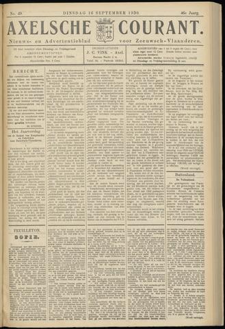 Axelsche Courant 1930-09-16