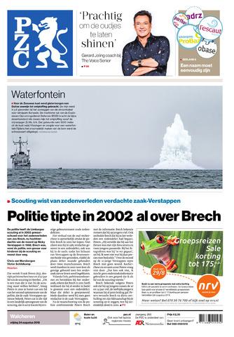 Provinciale Zeeuwse Courant 2018-08-24