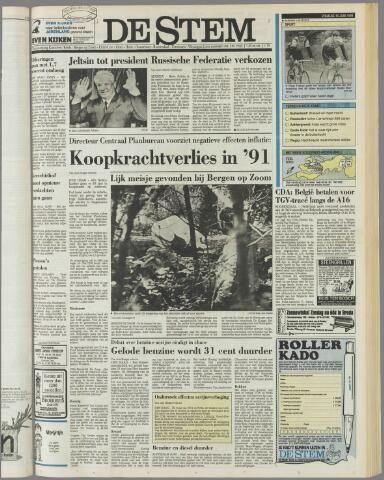 de Stem 1991-06-14