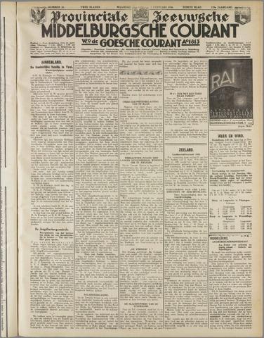 Middelburgsche Courant 1936-02-03