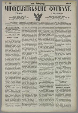 Middelburgsche Courant 1888-12-04