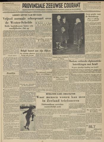 Provinciale Zeeuwse Courant 1953-02-13