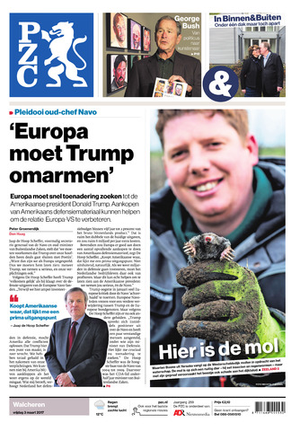 Provinciale Zeeuwse Courant 2017-03-03